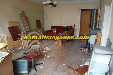 Извозване на стари мебели в столична община