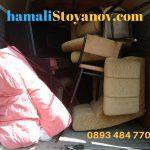изхвърляне на едрогабаритни мебели в столична община