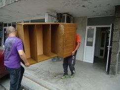 Извозване на стари мебели в София на изгодни цени