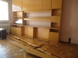 почистване на жилища в София от стари мебели и непотребни вещи