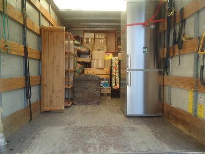 Преместване на мебели и багаж в София и страната
