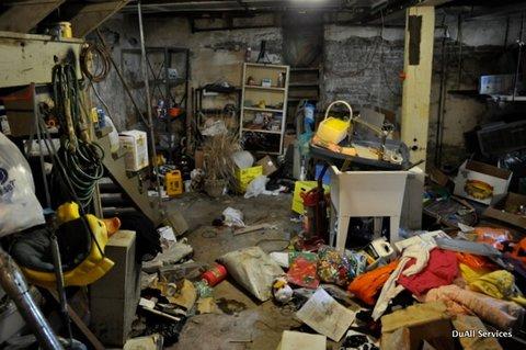Професионално почистване на тавани и мазета Как най-лесно да се отървете от натрупаните вещи?