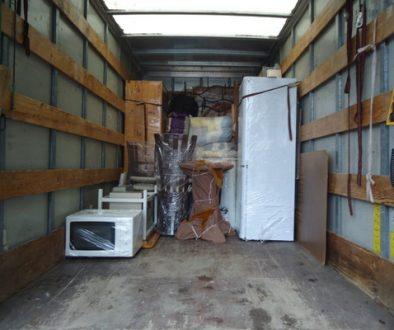 Превоз и преместване на мебели и багаж в София