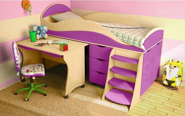 Преместване на дома - детска стая.Съвети при преместване на багажа на детето