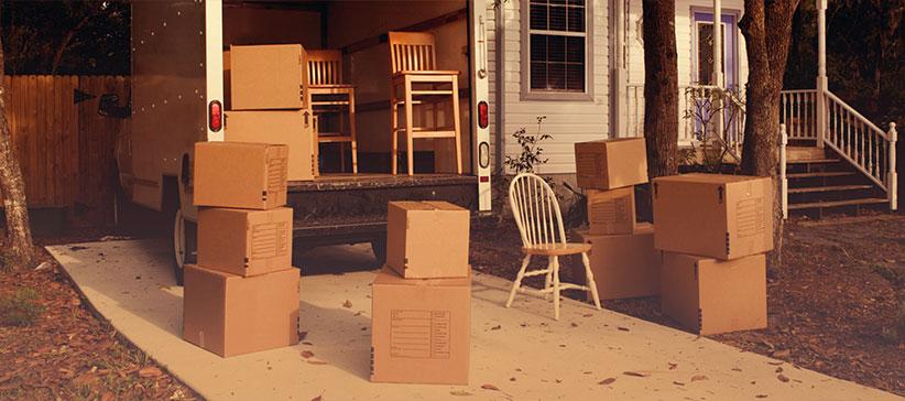 често срещани грешки при преместване на дома