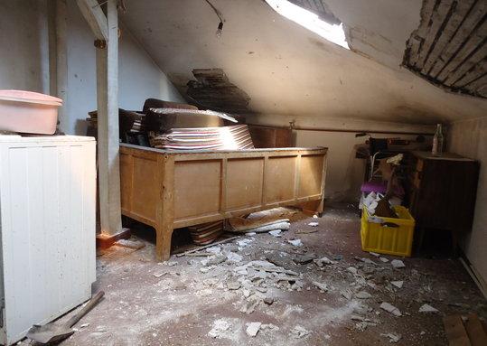 Почистване на мазе или таван в София