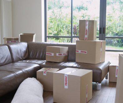 Преместване на мебели и багаж безопасни - съвети