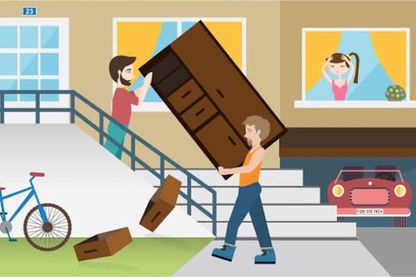 Преместване на жилище в София - колко ще струва цена