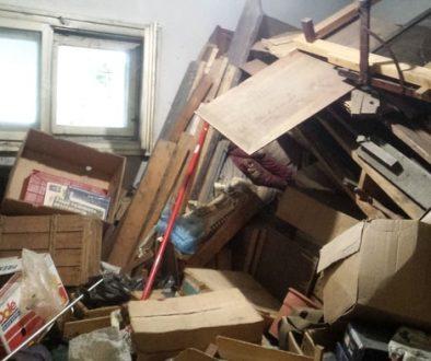 разчистване на мазета и тавани в София