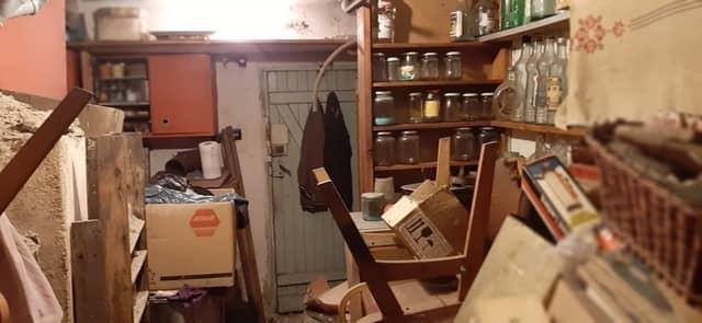 Почистване на мазета - защо мазето ми е пълно с чужди отпадъци